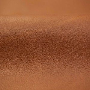 Pampa Nutmeg | Vegetable Tanned Leather | Danfield Inc., Leather