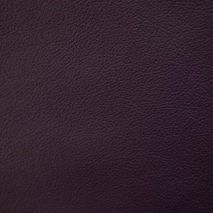 Signature Aubergine | Leather Hides | Danfield Inc., Leather